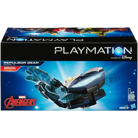 Playmation Marvel Avengers Repulsor Gear