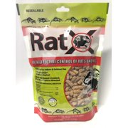 Best Mouse Killers - RatX® Rodent Control Pellets, Rat and Mouse Killer Review
