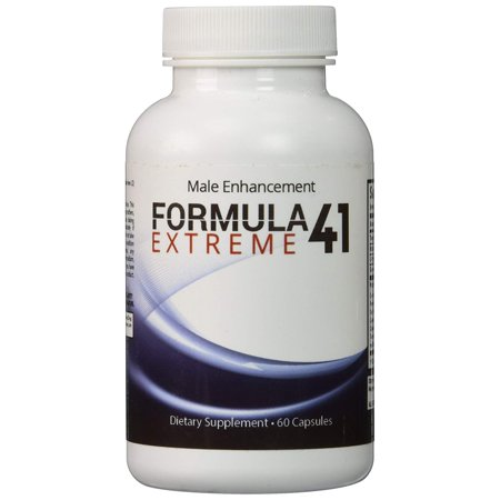 Formula41 Extreme - 1 Month Supply Natural Testosterone Booster Male