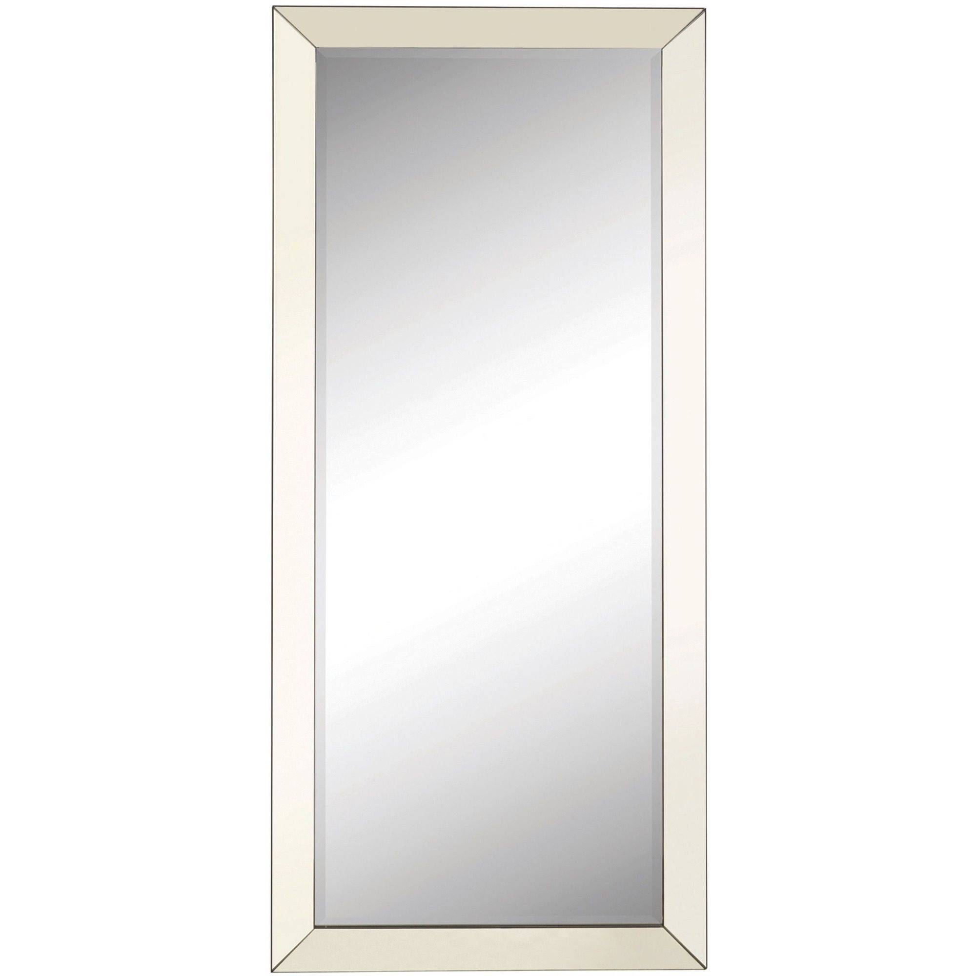 silver floor mirror. Large Mirrors For Wall Full Length Free Standing Mirror Floor Home Decor Beveled Silver R