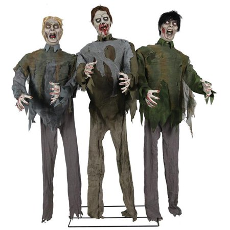 Generic MR124391 Zombie Horde Animated Prop Costume