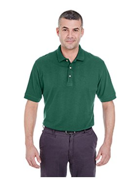 UltraClub Men's Classic Piqu Polo