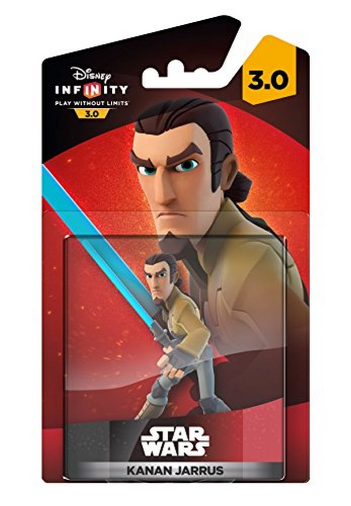 Click here to buy Disney Infinity 3.0 Edition: Kanan Jarrus Figure.