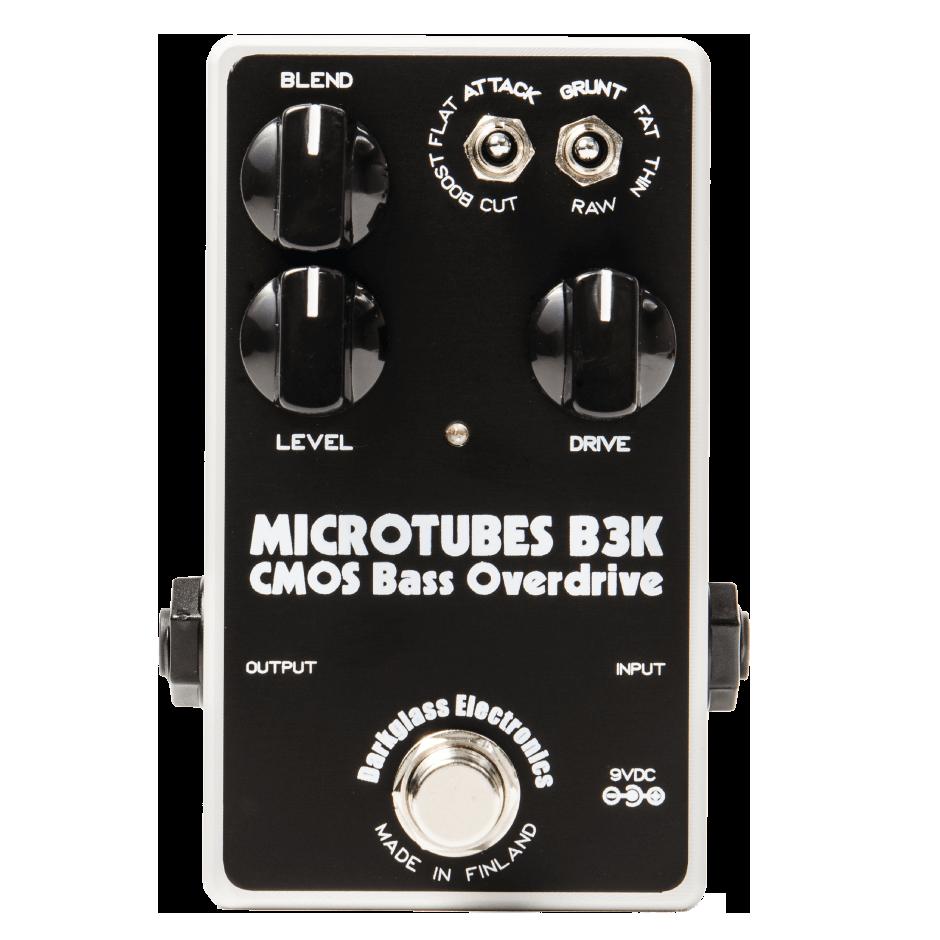 Darkglass Electronics Microtubes B3K Bass Pedal by Darkglass