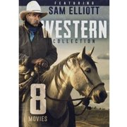 8-Movie Western Collection Featuring Sam Elliott by