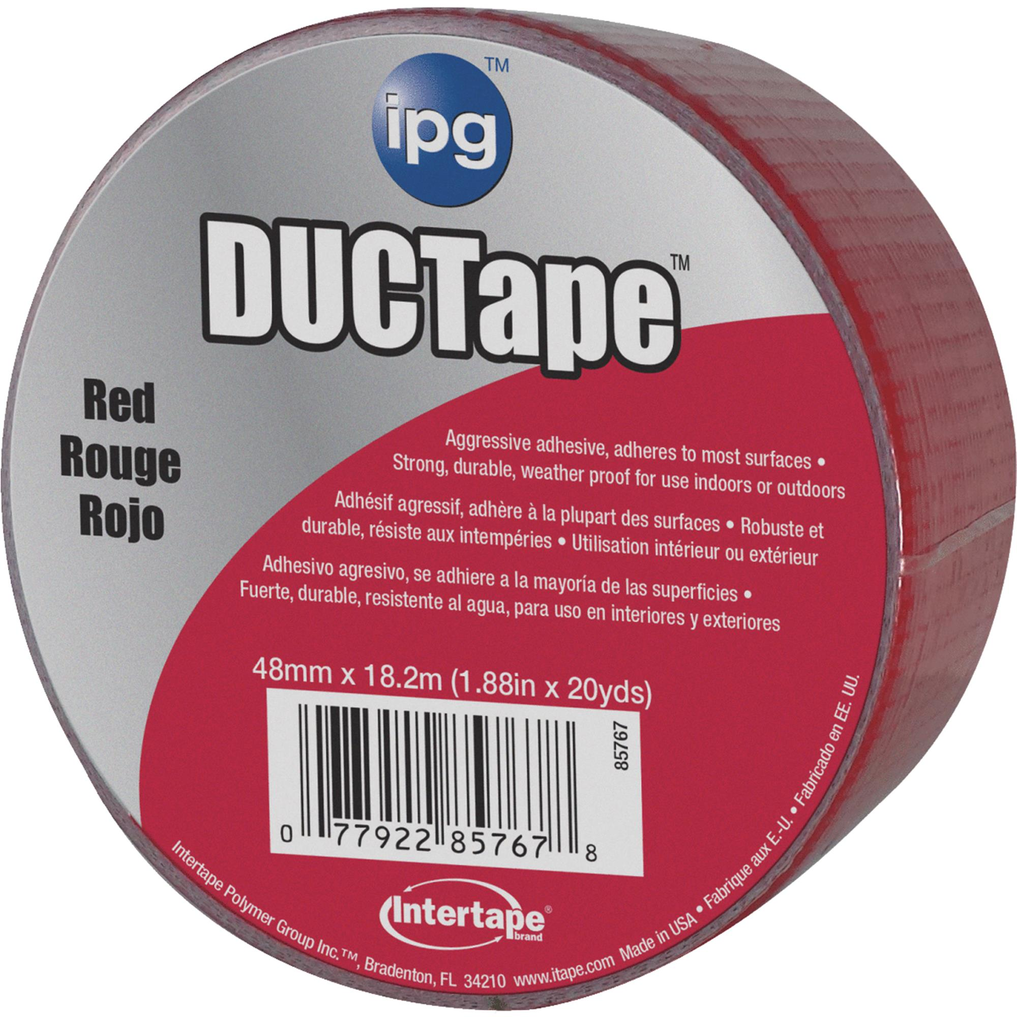 Intertape AC20 DUCTape General Purpose Duct Tape
