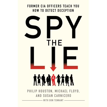 Spy the Lie : Former CIA Officers Teach You How to Detect (Detect Face Shape)