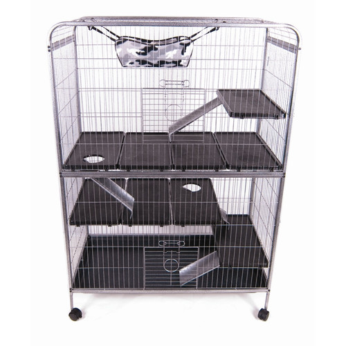 Ware Manufacturing Living Room Series Deluxe Ferret Cage