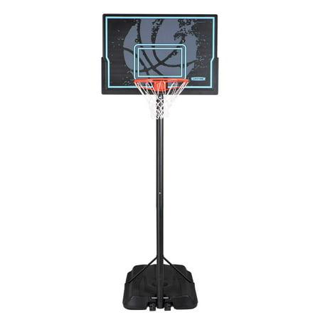 "Lifetime 44"" Impact Adjustable Portable Basketball Hoop, 90759"