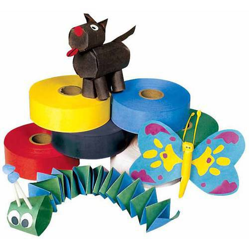 Wet N Stick Art Tape Assortment