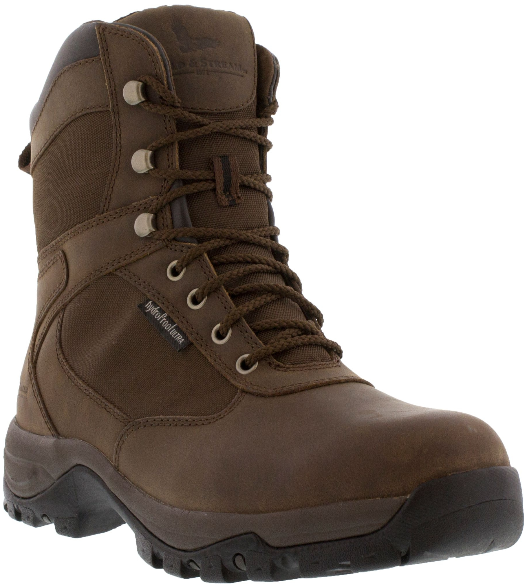 Field & Stream Men's Woodsman 800g Hunting Boots (Brown, ...
