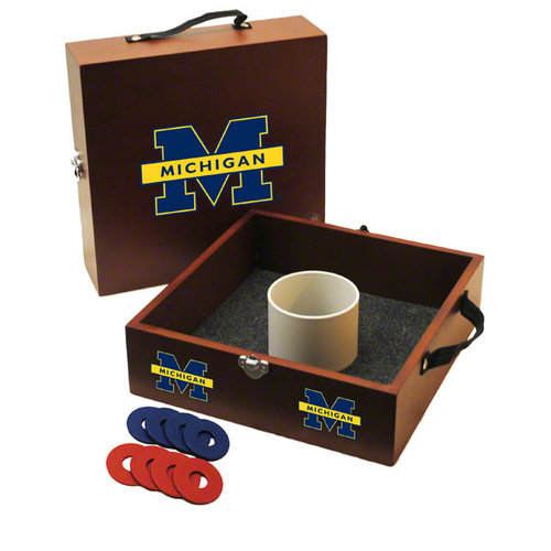 NCAA - Michigan Wolverines Washer Toss