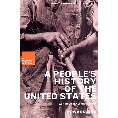 A People's History of the United States : Abridged Teaching (Zinn A Peoples History Of The United States)