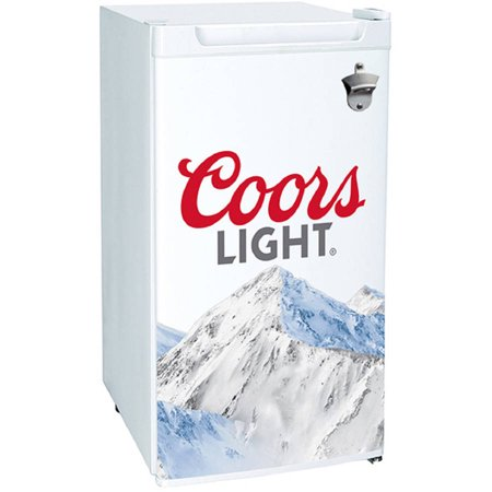 Koolatron Coors Lite 3.2 Cu Ft Mini Bar Fridge,