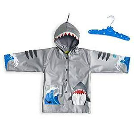 Kidorable Shark Raincoat (6/6X) (Shrek Vest)