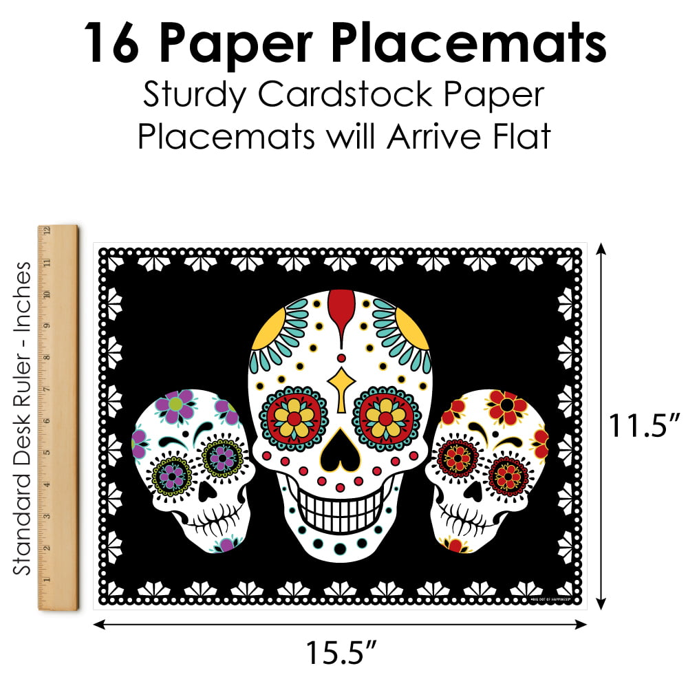 Day of the Dead Centerpiece LED Skull Candle Wooden Halloween Lantern Centerpiece Halloween Party Decoration Halloween Centerpiece