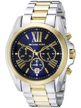Michael Kors Men's Bradshaw Two-Tone Chronograph Watch MK5976
