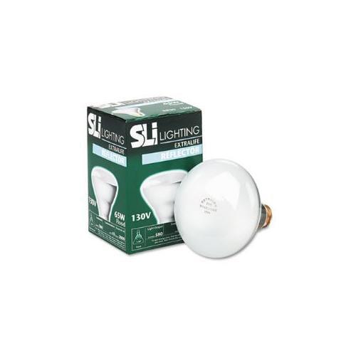 Incandescent Reflector Bulb, 65 Watts-3201