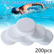 Chlorine Tablets Multifunction Instant Disinfection for Swimming Pool Tub Spa piscina