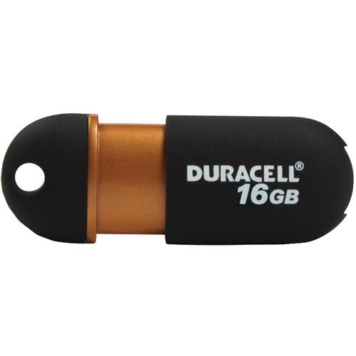 Duracell Capless 16GB USB 2.0 Flash Drive