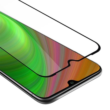 Cadorabo Full Cover Tempered Glass for Xiaomi Mi A3 screen protector – Full Coverage Screen Protection Film 3D Touch Compatible with 9H Hardness – Bulletproof Display Saver - image 1 of 2
