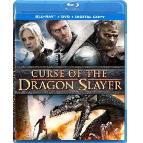 Curse Of The Dragon Slayer (Blu-ray + DVD) (Widescreen)