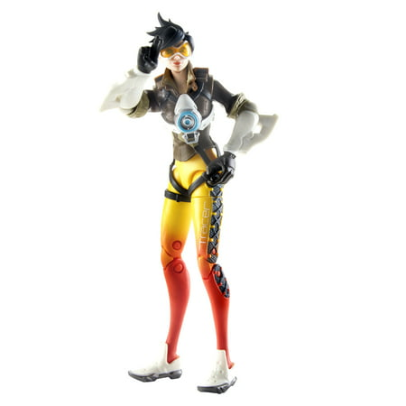 Overwatch Ultimates Series Tracer 6-Inch-Scale Collectible Figure ()