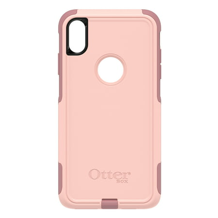 Three Way Zip Case (Otterbox Commuter Series Case for iPhone Xs Max, Ballet)