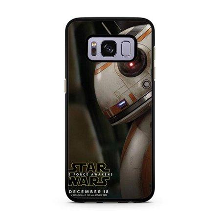 pretty nice 6cc4e 4978d Star Wars The Force Awakens Galaxy S8 Case