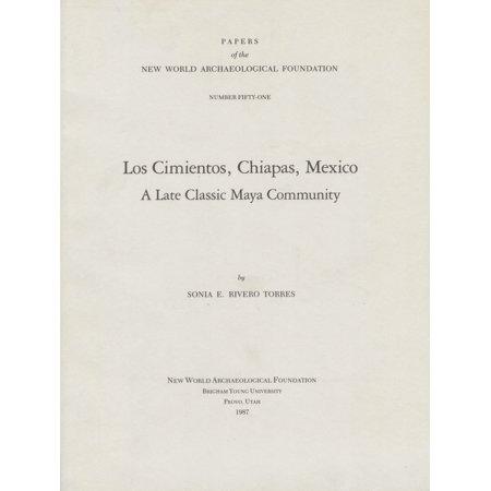 Los Cimientos, Chiapas, Mexico: A Late Classic Maya Community, Number
