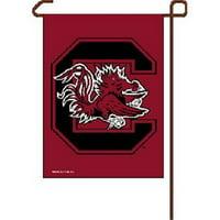 South Carolina Gamecocks Flag 12x18 Garden Style 2 Sided