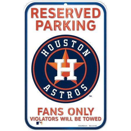 Houston Astros Sign - Houston Astros WinCraft 11