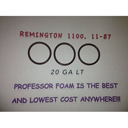 3 Remington O-ring Barrel Seals for Model 1100 20LT Gauge 11-87 20LT Ga From Professor
