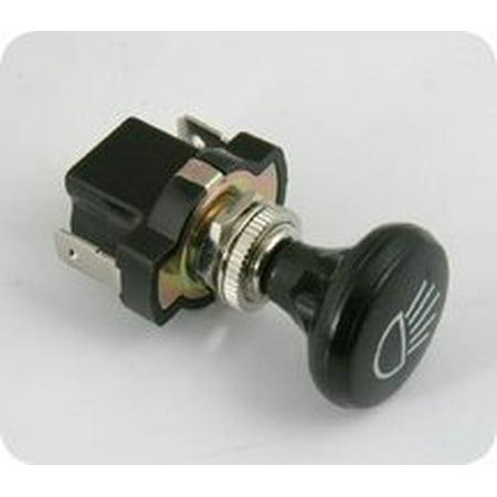 New Golf Cart Headlight Push Pull Switch Button By Golf