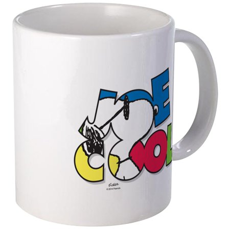 CafePress - Snoopy Joe Cool Mug - Unique Coffee Mug, Coffee Cup - Snoopy Joe Cool Halloween