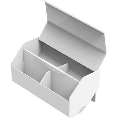 3.5 Inch Desktop Storage - Bostitch Konnect Wide Storage Cup - 2 Divider(s) - 3.5