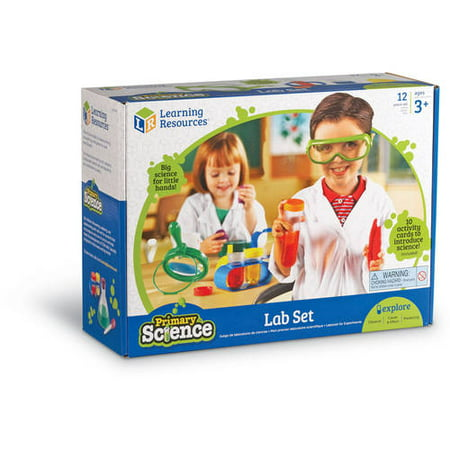 Learning Resources Primary Science Lab - Fun Science Labs For Halloween