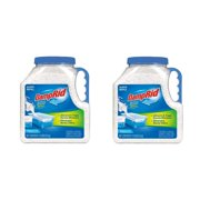 DampRid FG37 Moisture Absorber Refill, 7.5 lb, Fragrance Free (2-Pack (7.5 lb)), Refill for all Damprid refillable containers. By Damp Rid