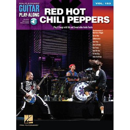 Guitar Play-Along: Red Hot Chili Peppers: Guitar Play-Along Volume 153
