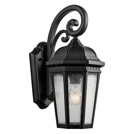 Kichler Courtyard 903 Outdoor Wall Lantern - Rubbed Bronze