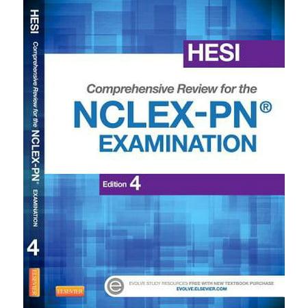 HESI Comprehensive Review for the NCLEX-PN® Examination - E-Book - eBook
