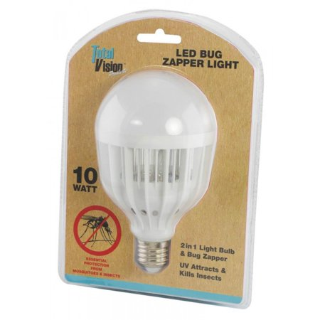 Bug Zapper Bulbs >> Led Bug Zapper Light Bulb Walmart Com