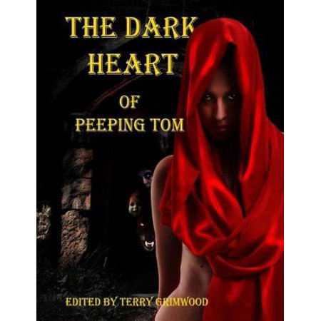 The Dark Heart of Peeping Tom - eBook (Peeping Tom Sticker)