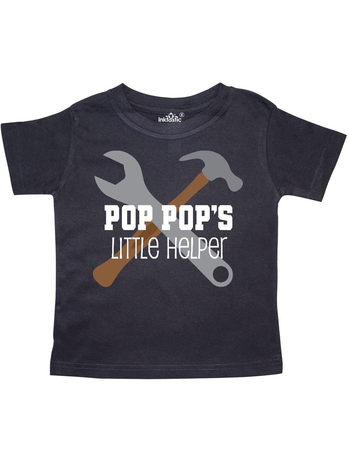 PopPop Little Helper Toddler T-Shirt