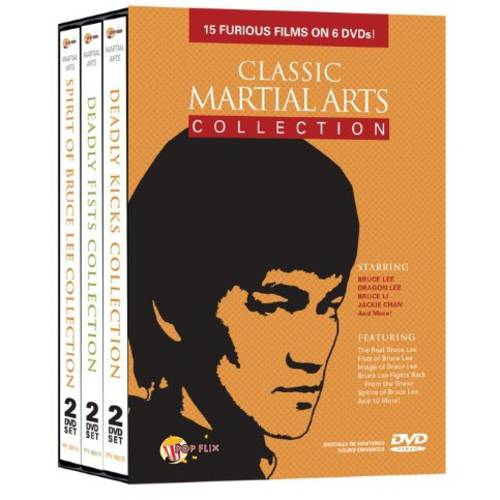 Classic Martial Arts Collection (15 Films)