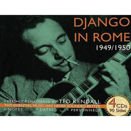 Django In Rome 1949-1950 (Box)