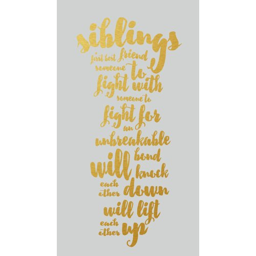 Sweetums Wall Decals Siblings Wall Decal