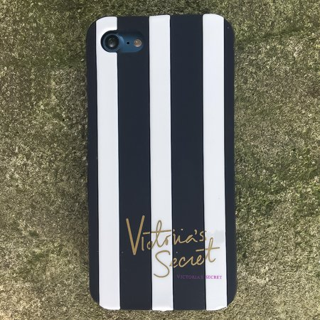 Fashion Stripe Phone Case For iPhone 5 6 6S 7 Plus Soft Silicone Cover Color:Black Models:iphone5