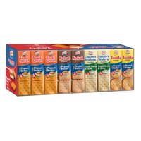 Lance Sandwich Crackers Variety Pack, 36 Ct