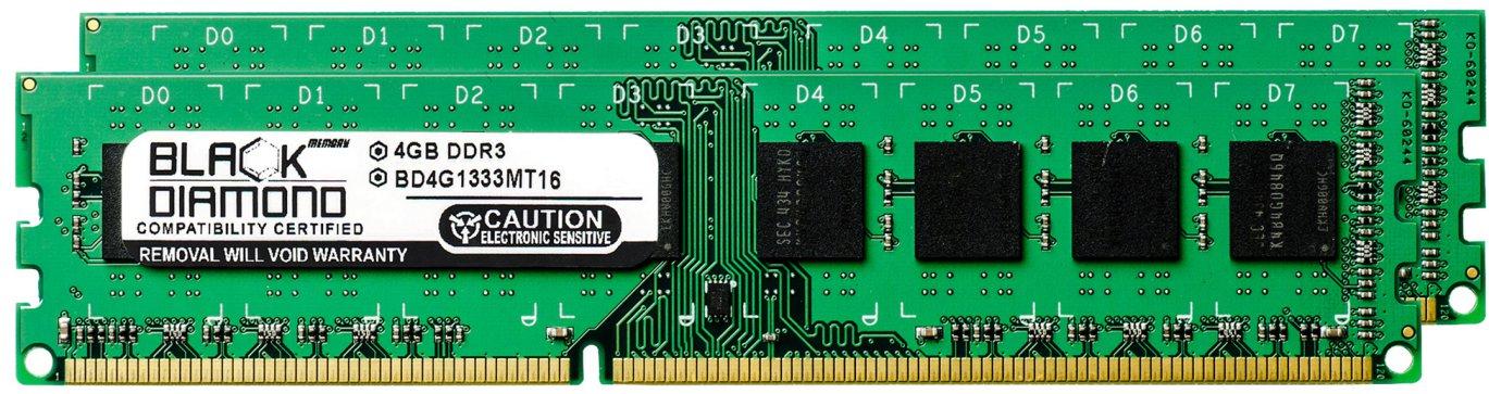 T540613IN8 PC3-10600 2GB DDR3-1333 RAM Memory Upgrade for The Dell Studio 15